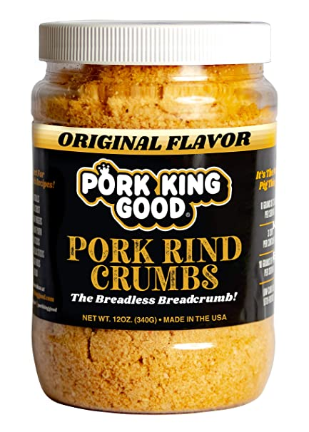 Pork Rind Crumbs
